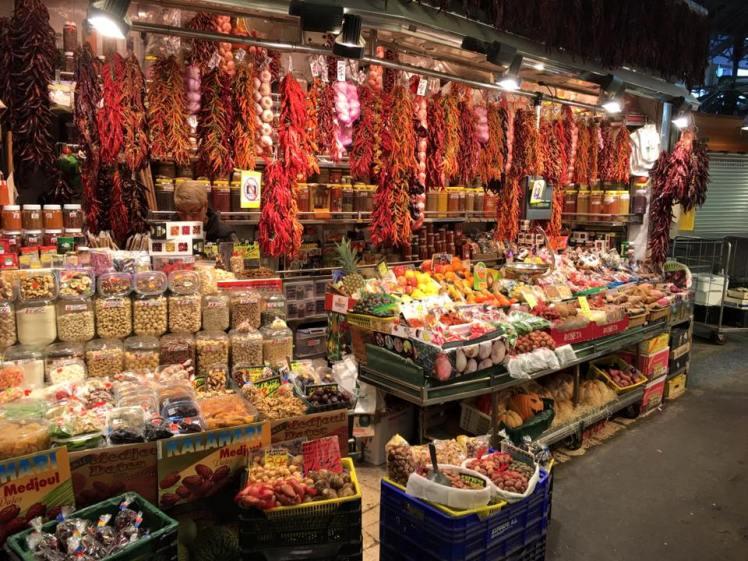 Barcelona market mix