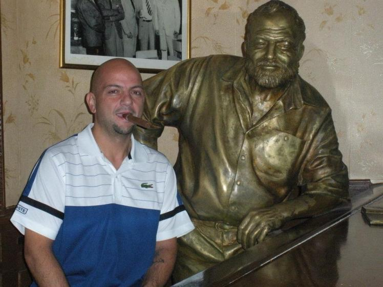 Me and Hemmingway